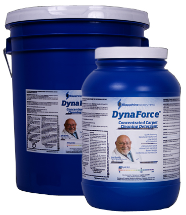 DYNAFORCE CARPET CLEANING DETERGENT - Jar
