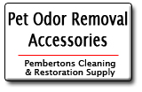 Pet Odor Removal Accessories