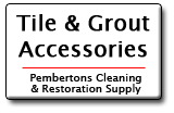 Tile & Grout Accessories