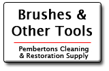 Brushes & Other Tools