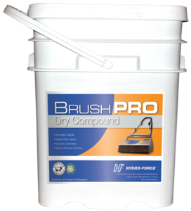 BRUSH PRO DRY COMPOUND