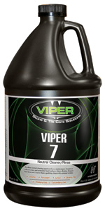 VIPER 7 - Hard Surface Rinse and Cleaner