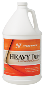 HEAVY DUTY HARDWOOD CLEANER