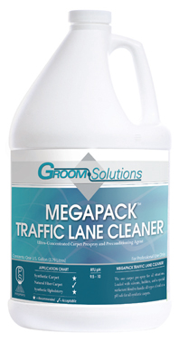 MEGAPACK Traffic Lane Cleaner