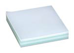 "PLASTIC PROTECTOR PADS (4"" x 4"") - 1000 CT"