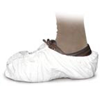 SHOE COVERS - WHITE