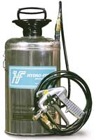 2 GAL STAINLESS SOLVENT PUMP SPRAYER